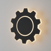 Gear M LED черный (MRL LED 1095)