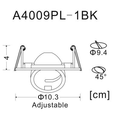 A4009PL-1BK